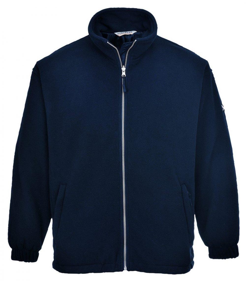 PPG Workwear Portwest Windproof Fleece F285 Navy Blue Colour