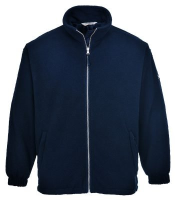 PPG Workwear Portwest Windproof Fleece F285 Navy Blue Colour