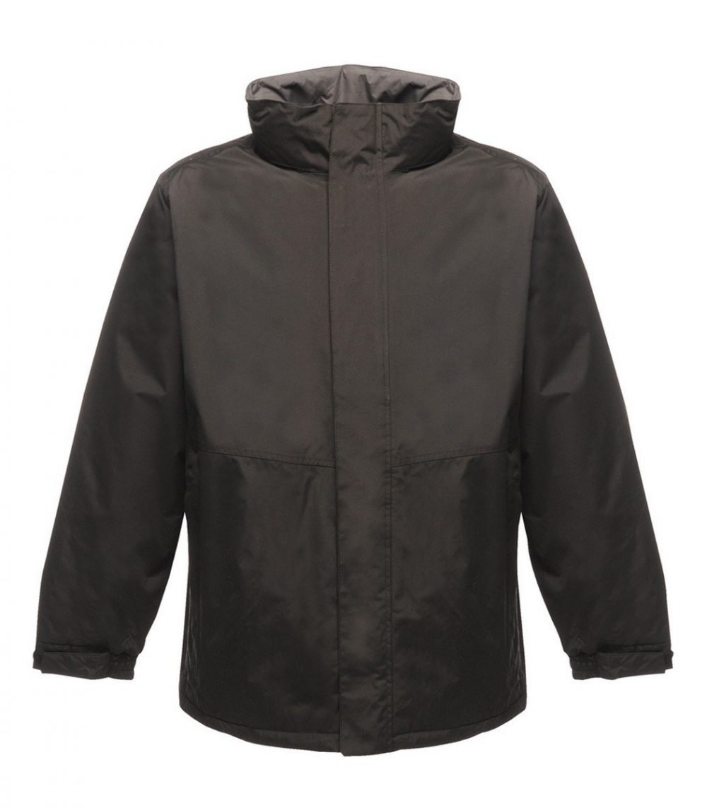 PPG Workwear Regatta Beauford Mens Insulated Jacket TRA361 Black Colour