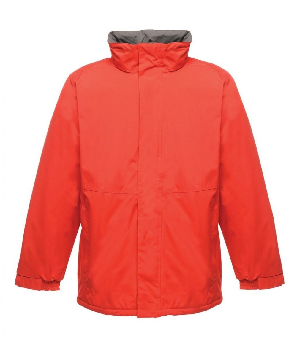 PPG Workwear Regatta Beauford Mens Insulated Jacket TRA361 Red Colour