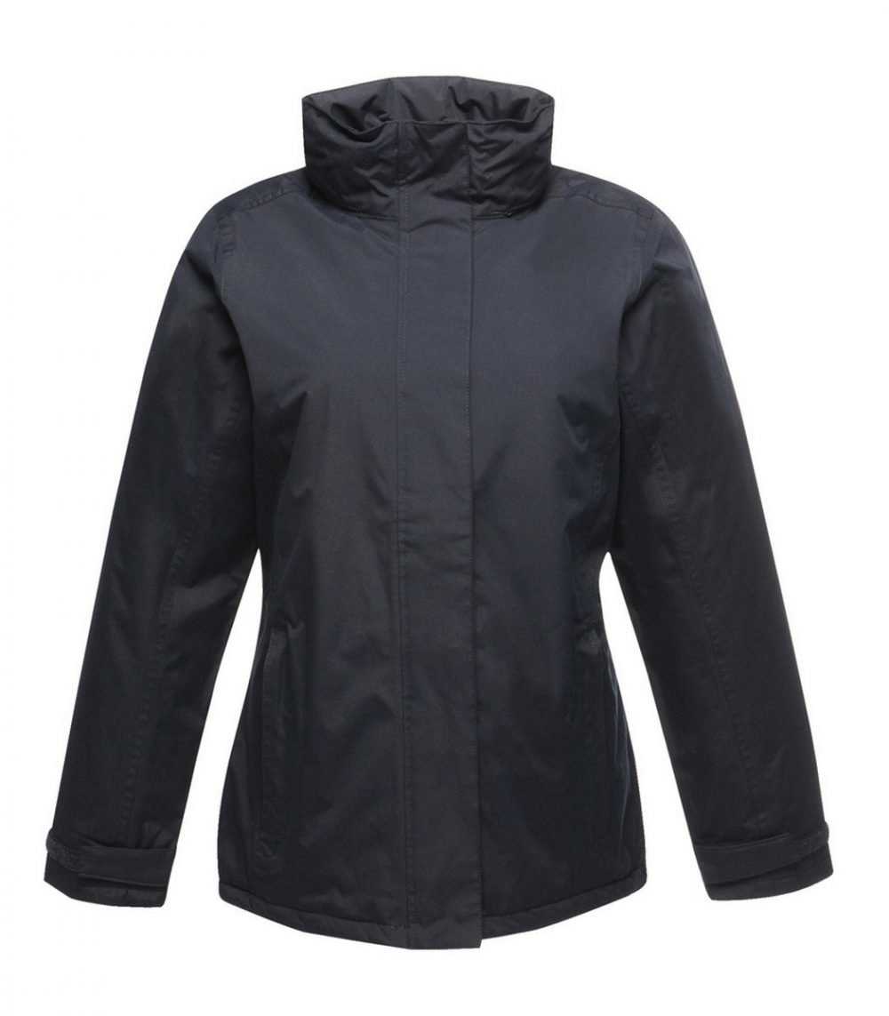 PPG Workwear Regatta Beauford Ladies Insulated Jacket TRA362 Navy Blue Colour