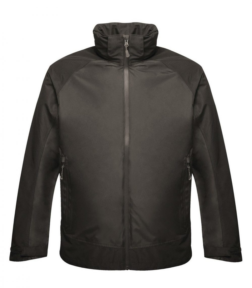 PPG Workwear Regatta Ashford II Hybrid Mens Breathable Jacket TRW484 Black Colour