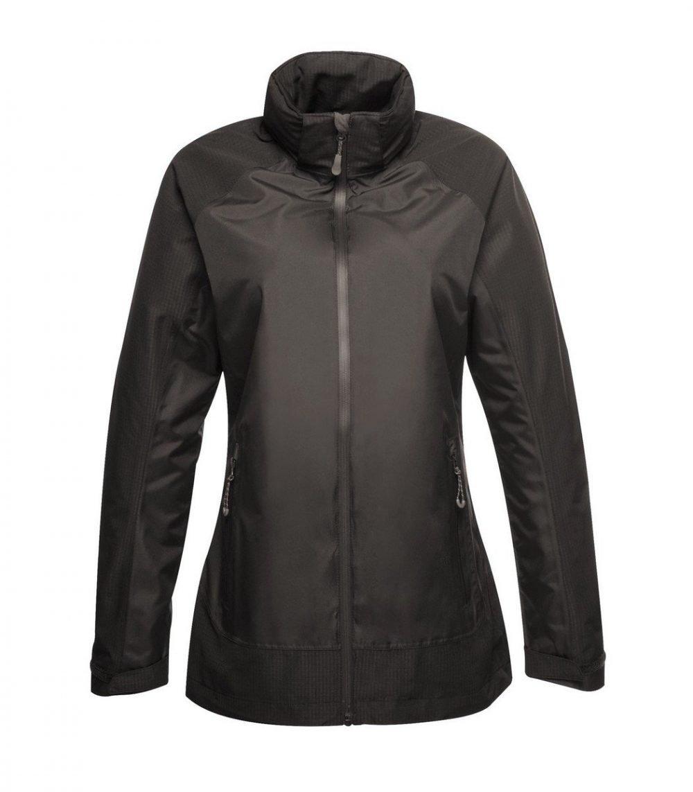 PPG Workwear Regatta Ashford II Hybrid Ladies Breathable Jacket TRW485 Black Colour
