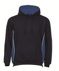 PPG Workwear Orn Silverswift Two Tone Premium Hoodie 1295 Navy Blue and Royal Blue Colour
