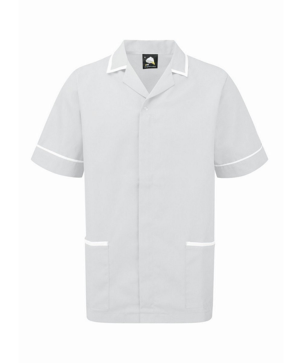 PPG Workwear Orn Darwin Mens Tunic 8500 White Colour