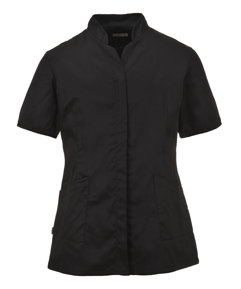 PPG Workwear Portwest Premier Healthcare Tunic LW12 Black Colour