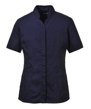 PPG Workwear Portwest Premier Healthcare Tunic LW12 Navy Blue Colour