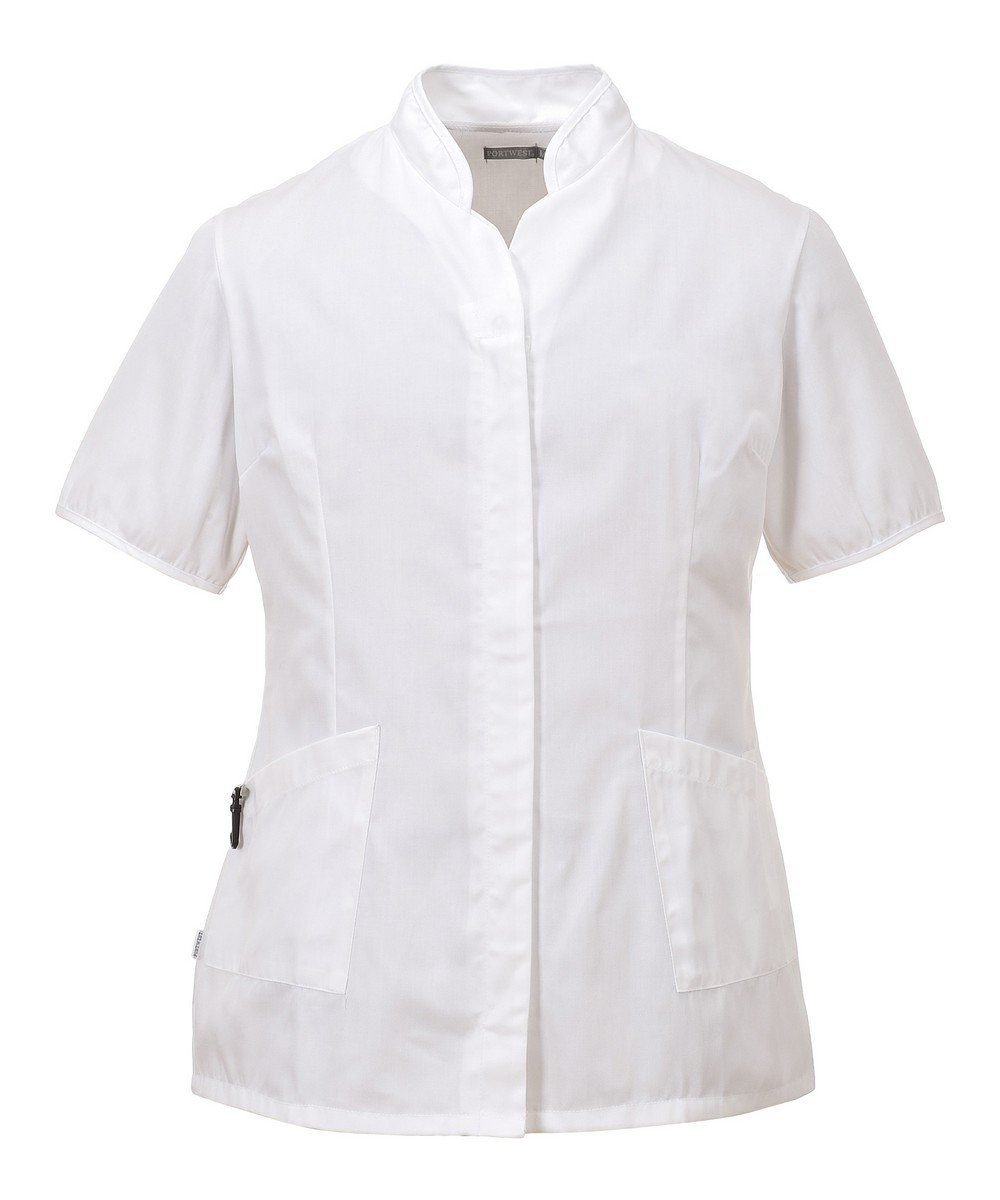 Portwest Premier Healthcare Tunic LW12 White Colour