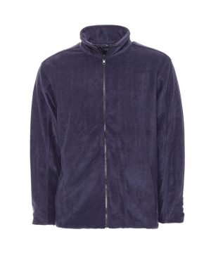 Elka Securetech Multinorm Zip In FR Fleece Jacket 156060 Navy Blue Colour