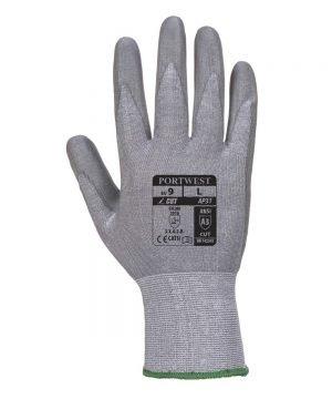 PPG Workwear Portwest Senti Cut Lite Glove AP31 Grey Colour Back View