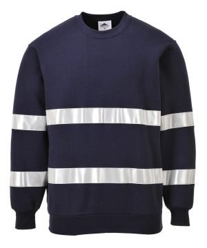 PPG Workwear Portwest Iona Sweater B307 Navy Blue Colour