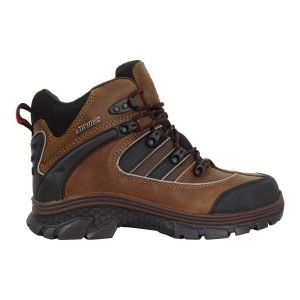 PPG Workwear Hoggs of Fife Apollo Safety Hiker Boot Brown Colour