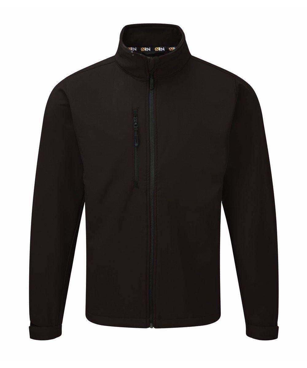PPG Workwear Orn Tern Softshell Jacket 4200 Black Colour