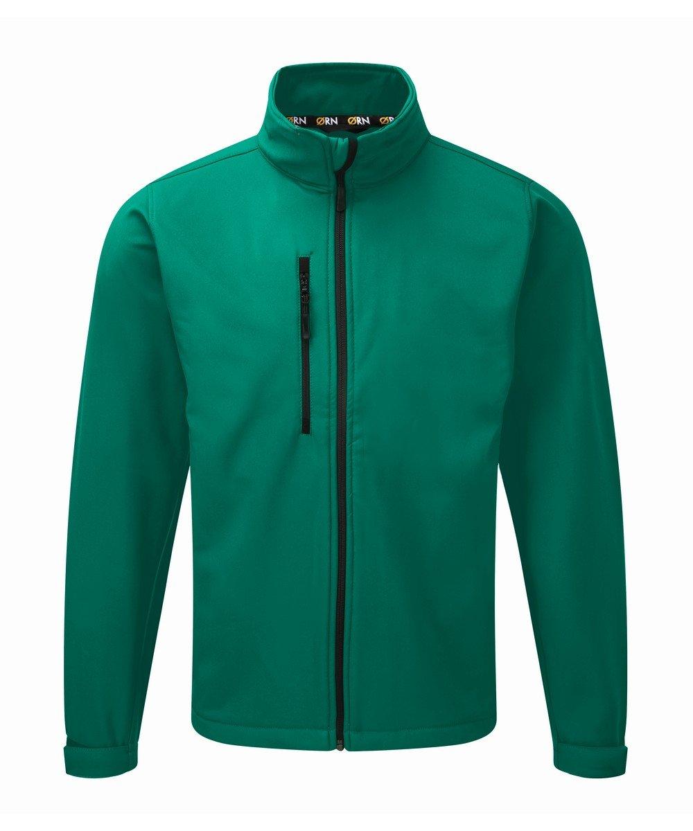 PPG Workwear Orn Tern Softshell Jacket 4200 Bottle Green Colour
