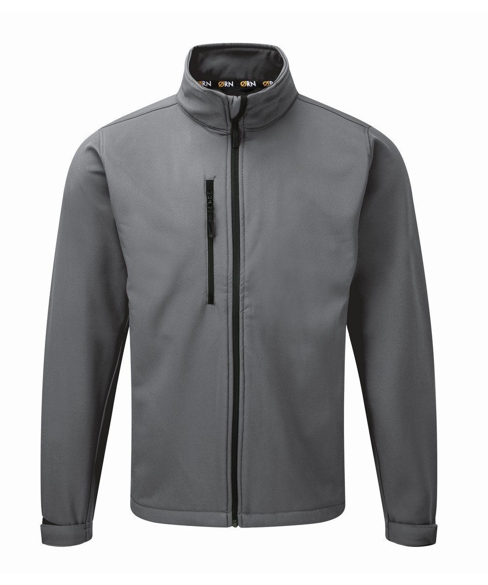 PPG Workwear Orn Tern Softshell Jacket 4200 Graphite Colour