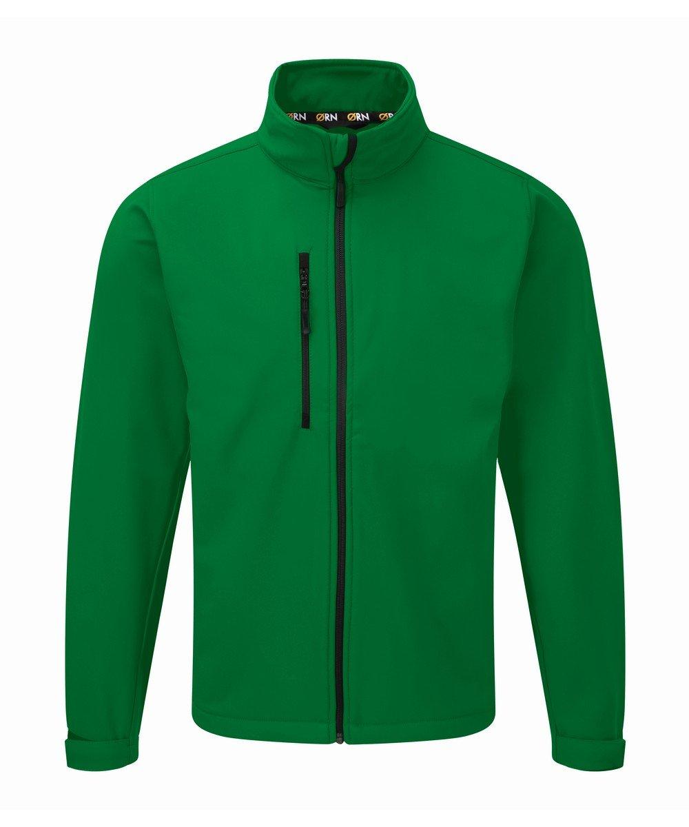 PPG Workwear Orn Tern Softshell Jacket 4200 Kelly Green Colour