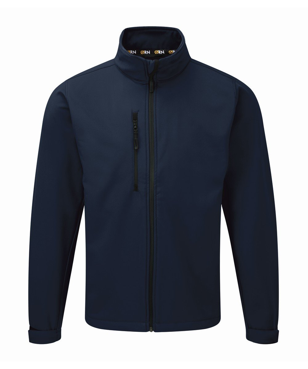 PPG Workwear Orn Tern Softshell Jacket 4200 Navy Blue Colour
