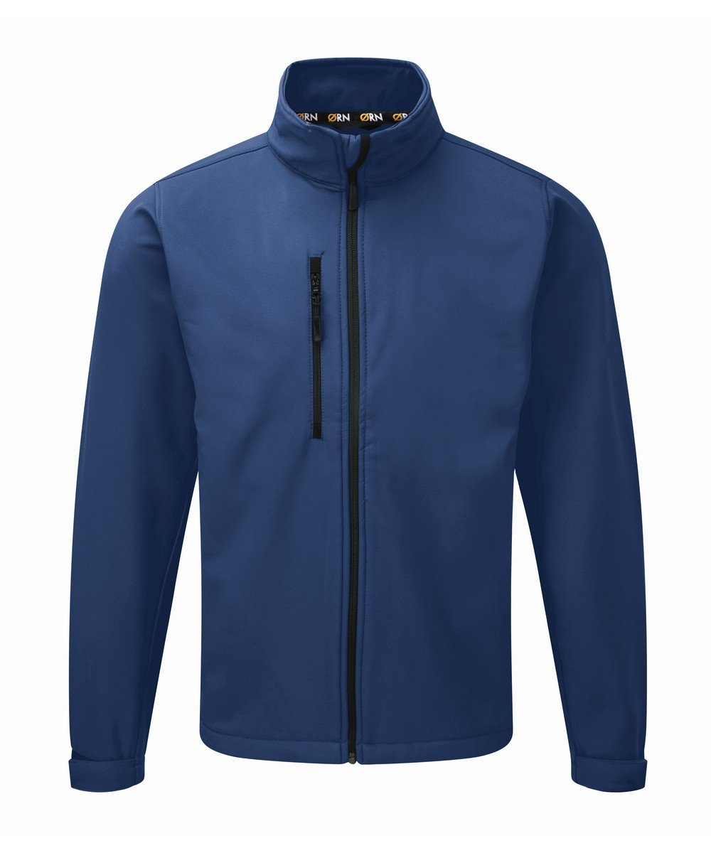 PPG Workwear Orn Tern Softshell Jacket 4200 Royal Blue Colour