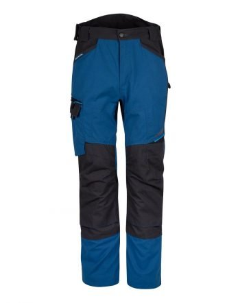 PPG Workwear Portwest WX3 Service Trouser T701 Persian Blue Colour