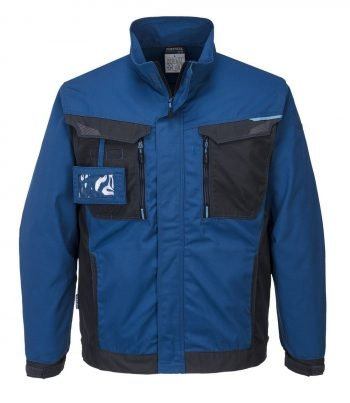 PPG Workwear Portwest WX3 Work Jacket T703 Blue Colour