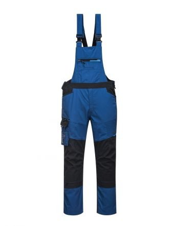 PPG Workwear Portwest WX3 Bib/Brace T704 Blue Colour