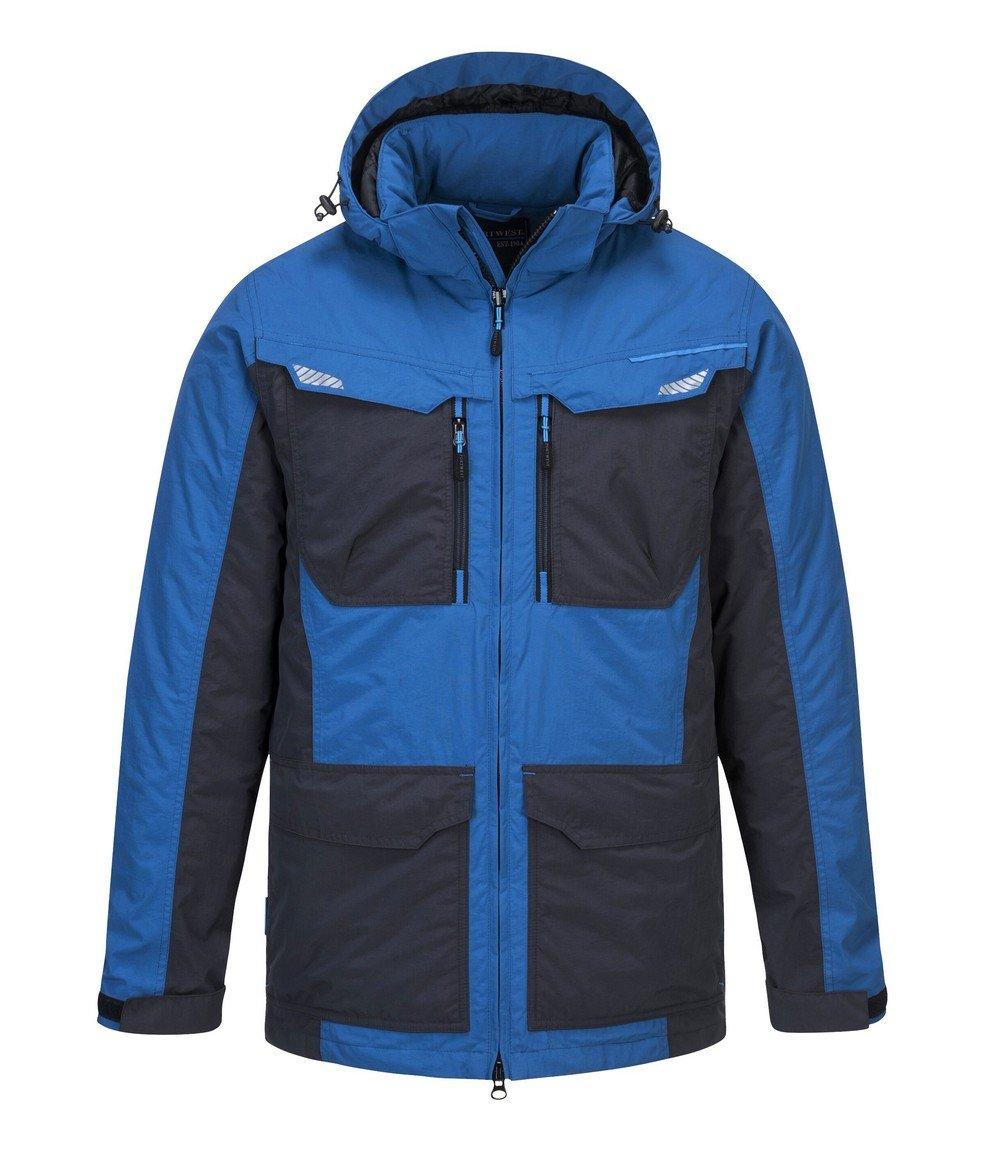 Portwest WX3 Winter Jacket T740 Blue Colour