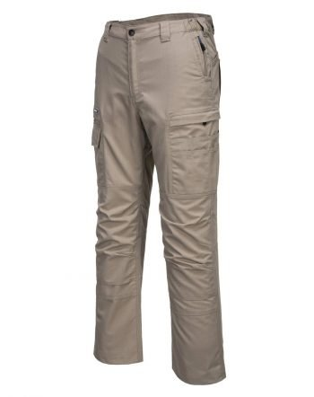 PPG Workwear Portwest KX3 Ripstop Trouser T802 Sand Colour
