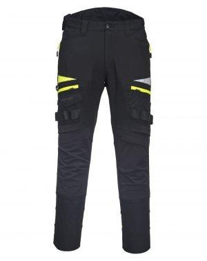 PPG Workwear Portwest DX4 Work Trousers DX449 Black Colour