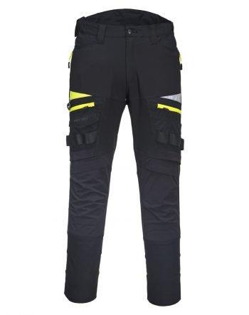Portwest DX4 Work Trousers DX449 Black Colour
