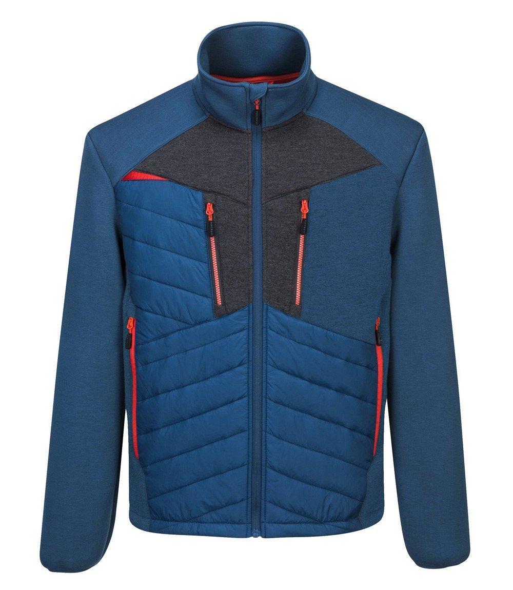 PPG Workwear Portwest DX4 Baffle Jacket DX471 Blue Colour