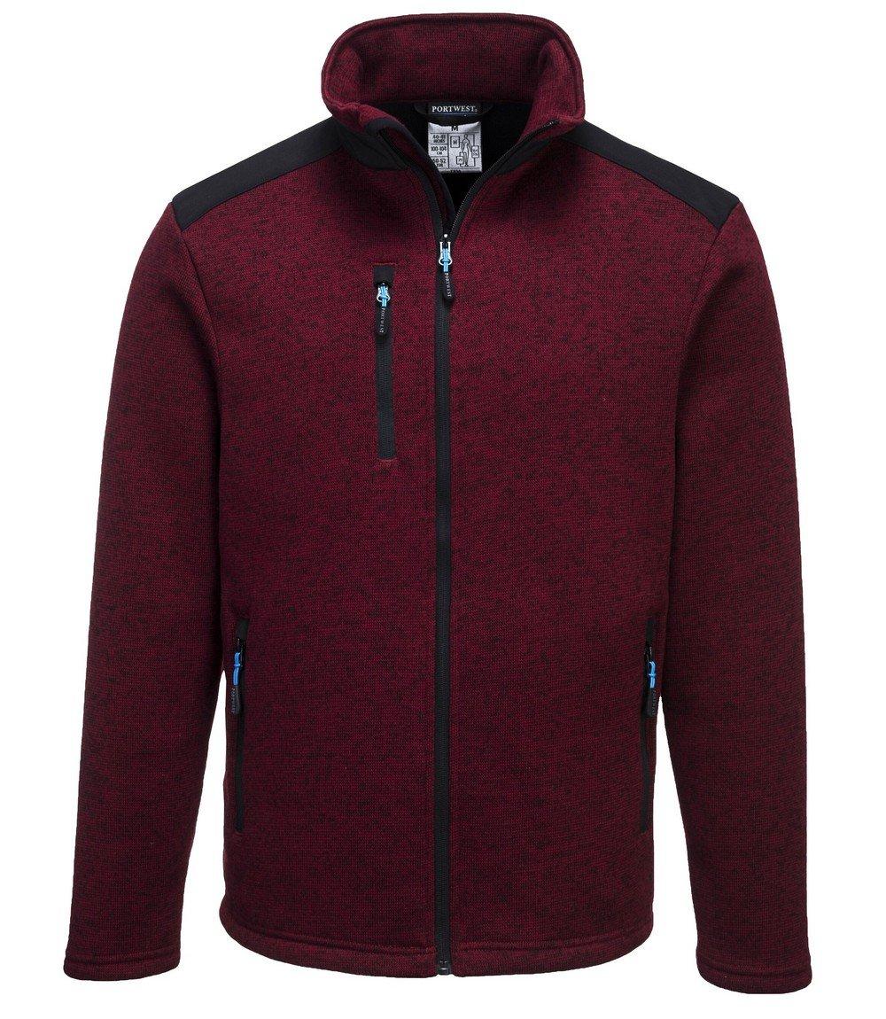 PPG Workwear Portwest KX3 Performance Fleece T830 Red Colour