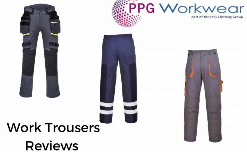 Best Work Trousers For 2020 Top Reviews For UK Work Trousers