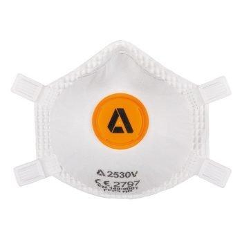 PPG Workwear Alpha Solway 2530V Valved Mask Respirator FFP3