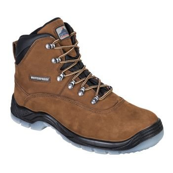 Portwest Steelite All Weather Safety Boot S3 FW57 Brown